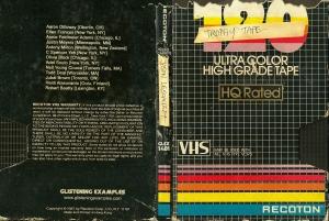 Tropy Tape DVD
